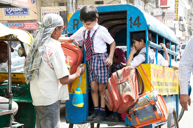 school-children-delhi