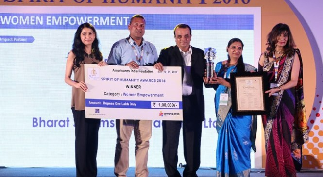 Call for Entry from NGOs – 8th Spirit of Humanity Awards 2017