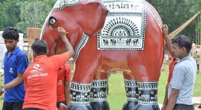 Four Day Long Gaj Mahotsav Begins in Delhi Tomorrow