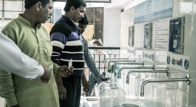 Maruti Suzuki Inaugurates Another Water ATM