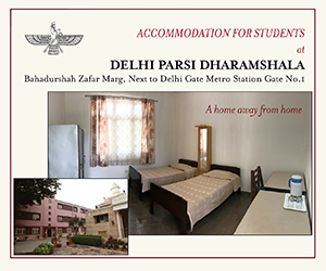 Parsi Dharamshala for Students in Delhi NCR