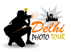 Delhi Photo Tour logo