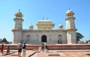 Heritage tour of Agra