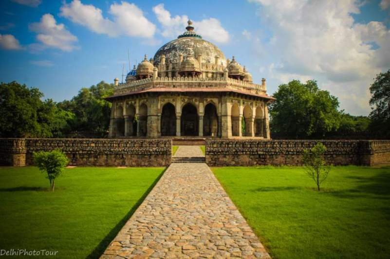 New Delhi monuments photo tours
