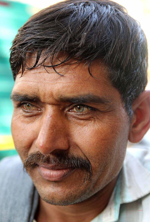 A local man