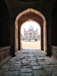 Safdarjung's tomb, New Delhi