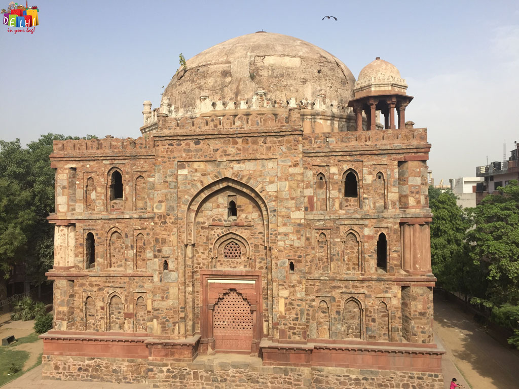 Bade Khan ka Gumbad
