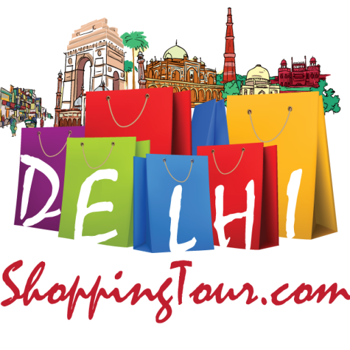 Delhi Shopping Tour Logo