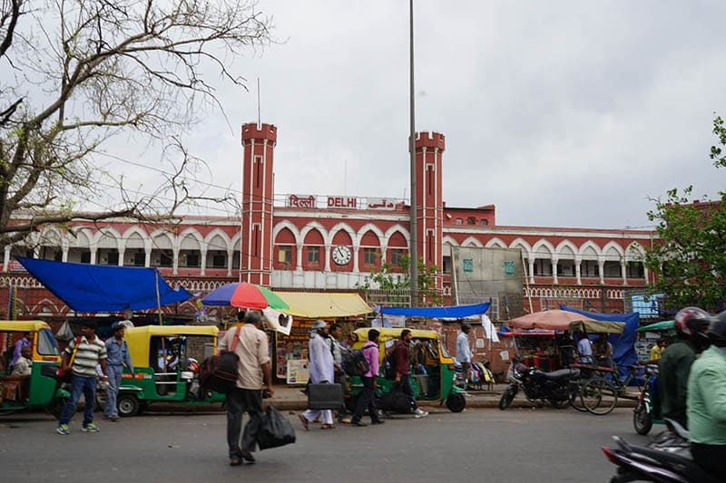 Chandni chowk markets