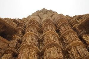Kandariya Mahadev Temple Walls