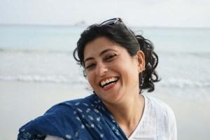 Ketaki at Radhanagar Beach