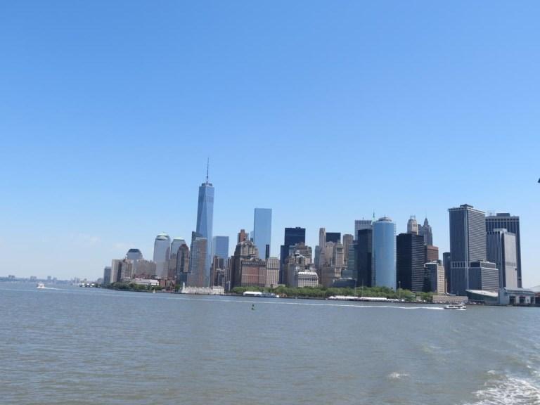 NYC Skyline - South