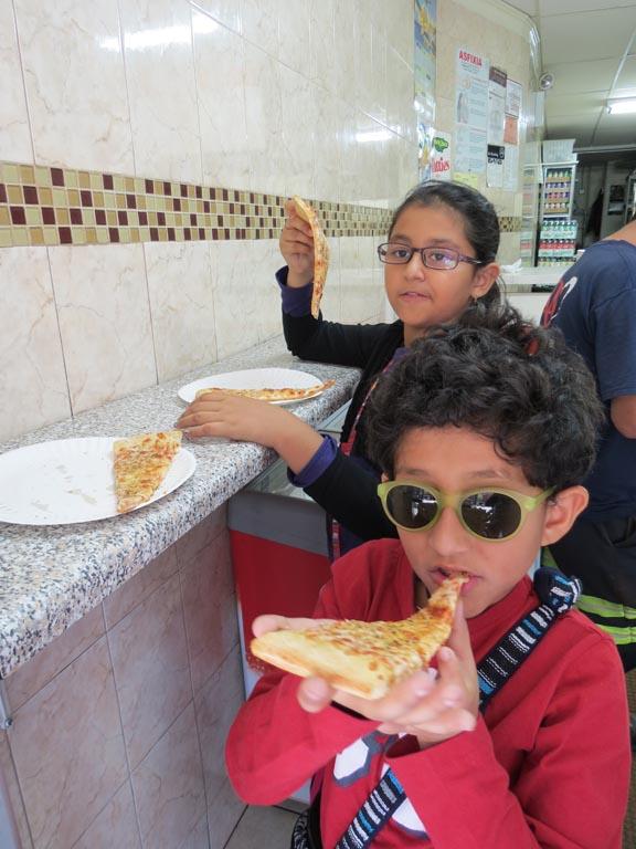 Slice of Pizza for kids