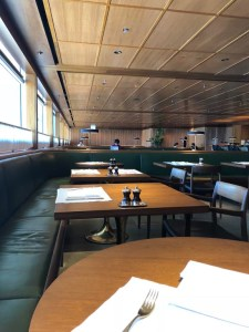 The Best Lounge in the World - Restaurant seating