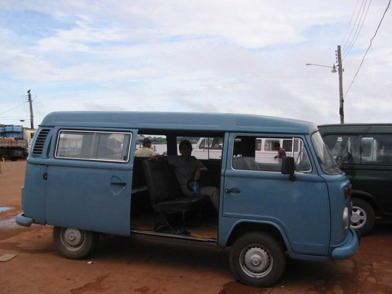 The Van in Manaus