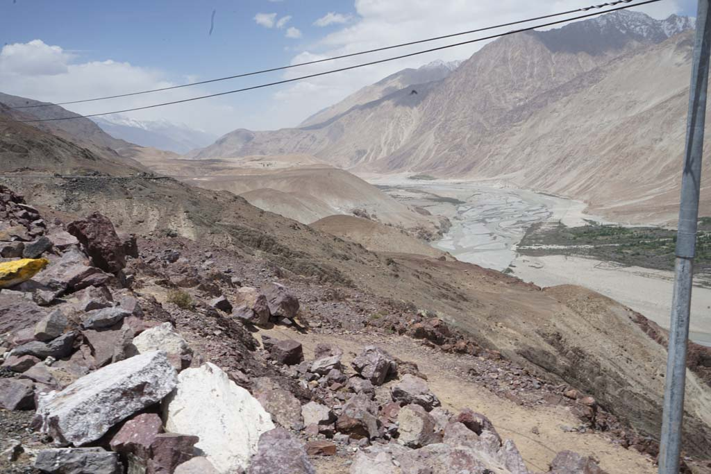 Nubra Valley is vast