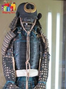Kanazawa samurai armour