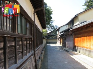 Kanazawa samurai village 2