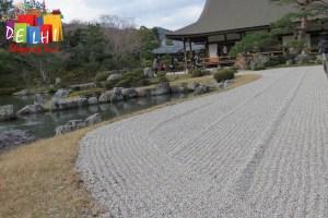 Tenryu-ji Rock Garden