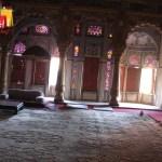 Mehrangarh interior