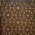 St Mariana Coptic Church Carvings