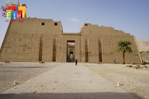 Temple of Ramses III - Medinet Habu