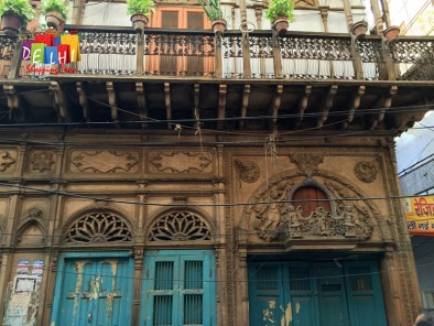 Haveli in Old Delhi