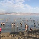 Kalia Beach dead sea