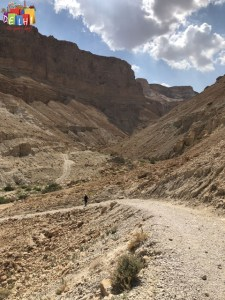 Masada Hike