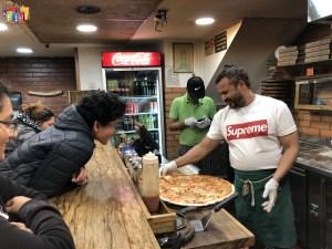 Tel Aviv Pizza Tommy Allenby