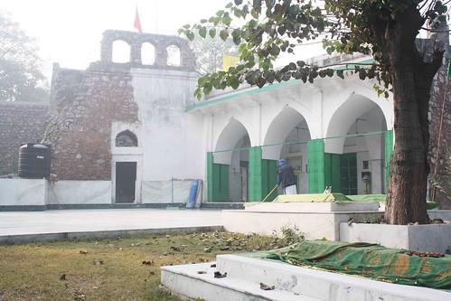 Khanqah Nizamuddin Auliya- Humayun's tomb