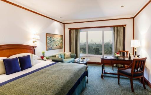 Taj Club room at Taj Palace Hotel Delhi