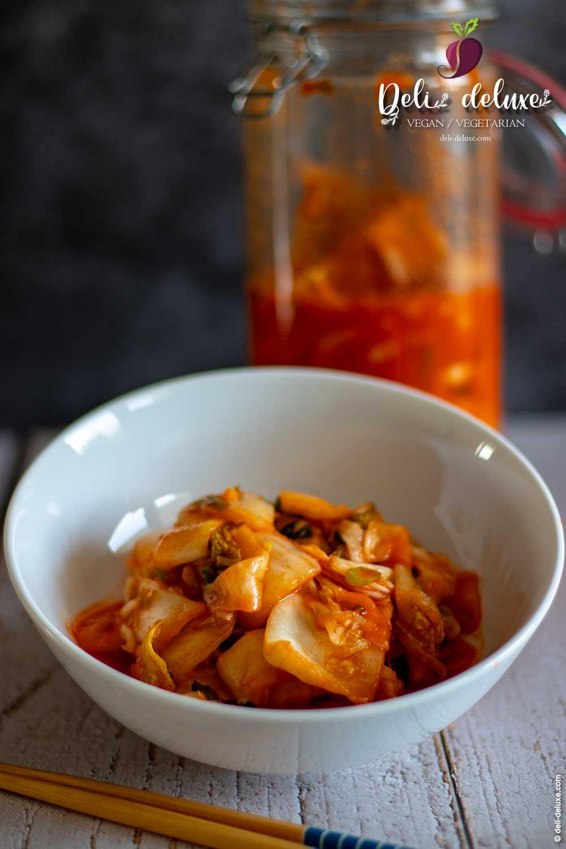 veganes Kimchi Rezept 🥕🥕