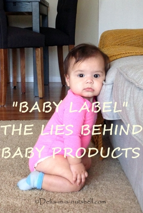 Baby label- the lies behind baby products