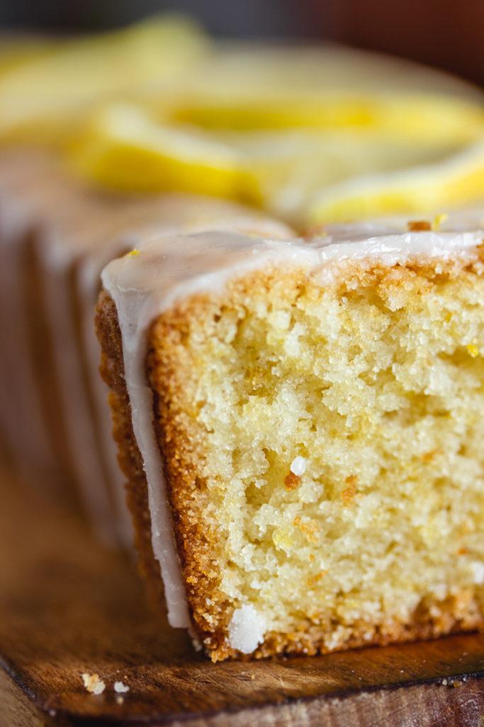 Cake Au Citron De Sophie : citron, sophie, Citron, Vegan, Moelleux, Facile