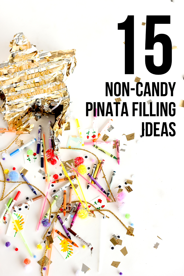 Funny Things To Put In A Pinata : funny, things, pinata, Non-Candy, Pinata, Filling, Ideas