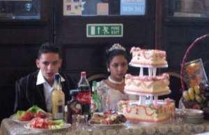 Cikánská svatba