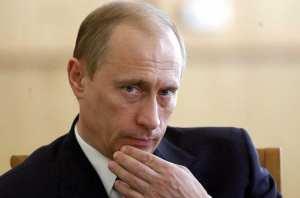 Vladimír Putin - krizový manažer
