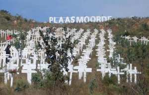 Bělošská genocida - fait accompli?