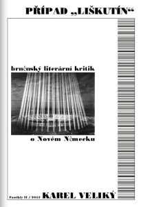 """Případ """"Liškutín"""" - nová publikace v Edici Fascikly. Zdarma. Dovedou tohle vaše """"Židovky""""?"""