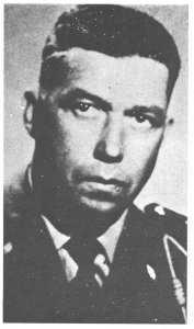 Poručík Roger Degueldre (19. května 1925 - 6. července 1962)