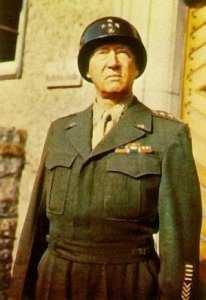 """George """"Krev a odvaha"""" Patton"""