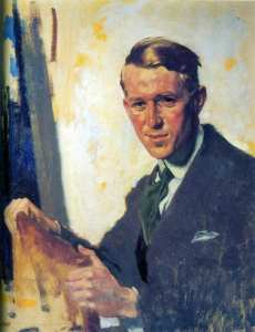 Wiliam Orpen: T.E. Lawrence