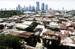 Slums of Detroit