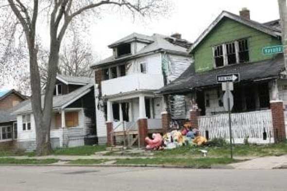 Chaldean Town Detroit