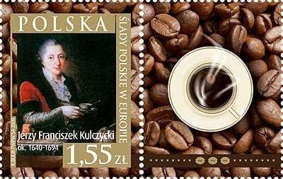Kulczycki - známka