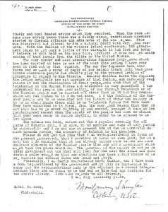 Zpráva kapitána Montgomery Schuylera z 1. října 1919, s. 3