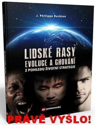 J. Philippe Rushton - Lidské rasy, evoluce a chování