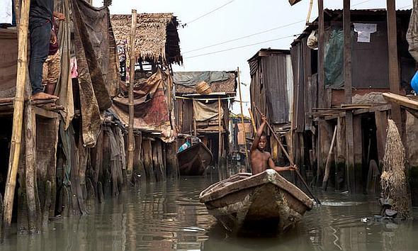 Lagos Makoko slum