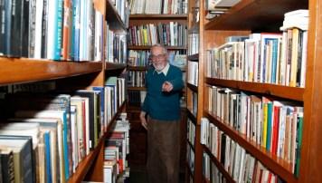RUY PEREZ TAMAYO , INVESTIGADOR DE LA CIENCIA Sin tiempo para leer novelas